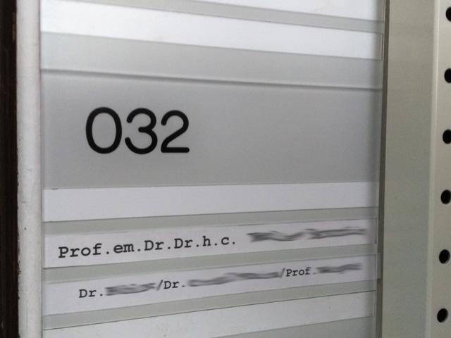 Prof. em. Dr. Dr. h.c.