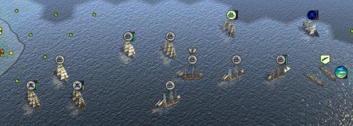 Civilization V - Hochseeflotte