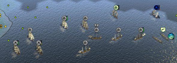 Die Flotte – Der Weg zum Sieg! :D (Civilization V)