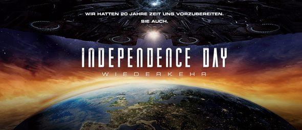 Kino: Independence Day – Wiederkehr