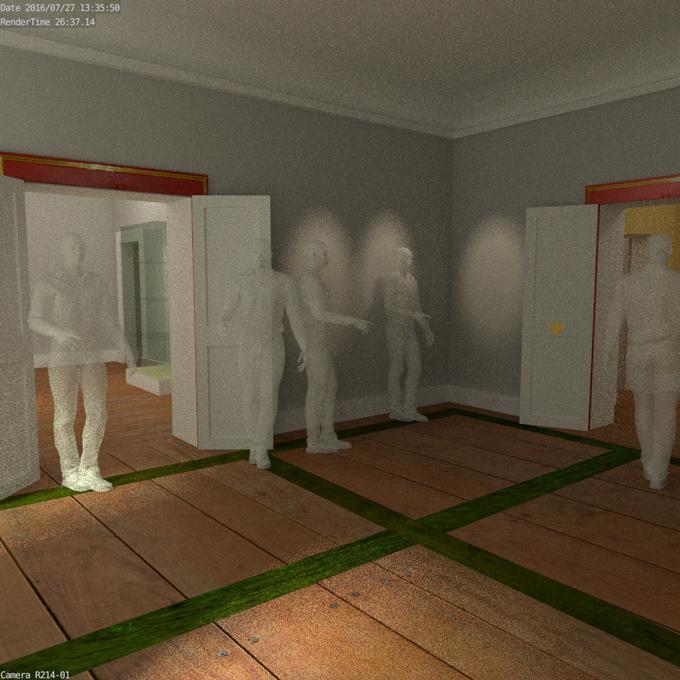 Nochmal dieser Raum - hier ein Foto aus einem ähnlichen Winkel zum Vergleich: https://www.lobdengau-stiftung.de/data/aktuelles/Besucher_des_Launch-Events_der_Stiftung_Lobdengau-Museum.jpg