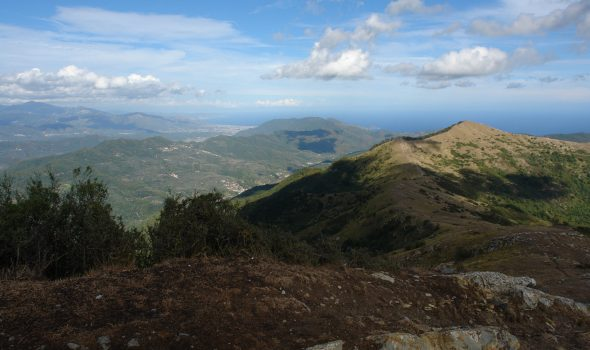 Wanderung zum Pizzo d'Evigno