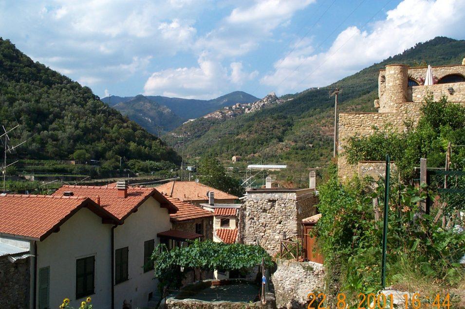 Aussicht von Zuccarello (Bild aus 2001)