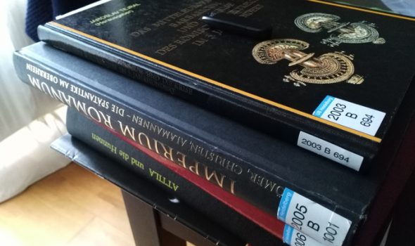 "Der Real-Life-Dungeon ""Uni-Bibliothek"""