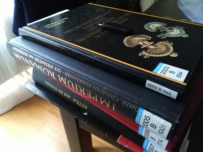 Heutiger Loot: Einige Schriftstücke plus weitere Werke, die ich auf mein virtuelles Speicherpergament gebannt habe