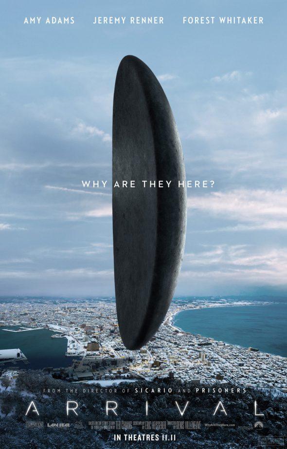 The Arrival – Ein Film über den Erstkontakt