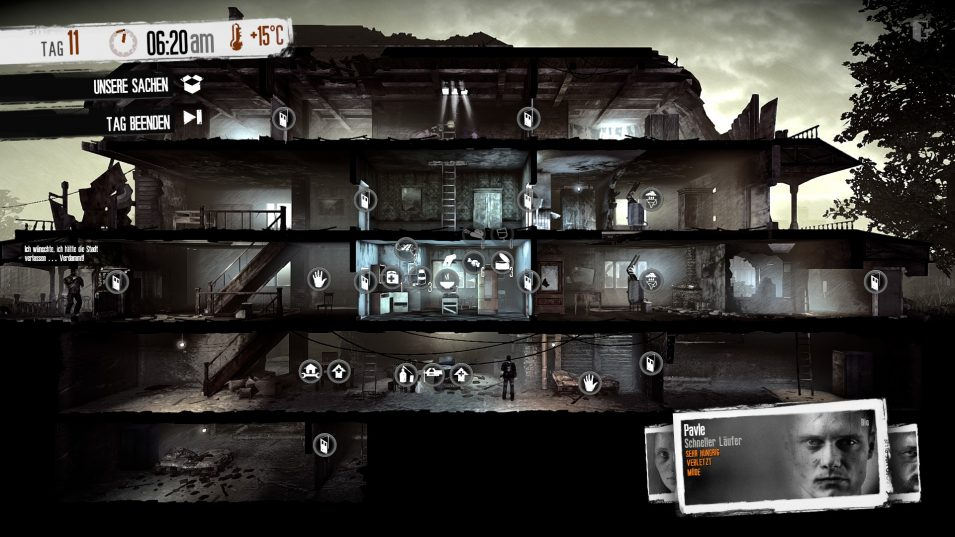 This War of mine: Unsere Zuflucht