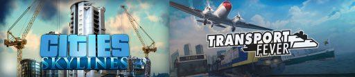 Transport Fever vs. Cities Skylines