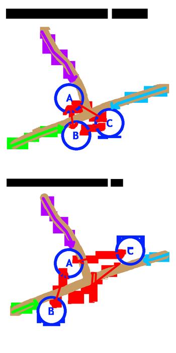 Austauschkombinationen verschiedener Ladestationen