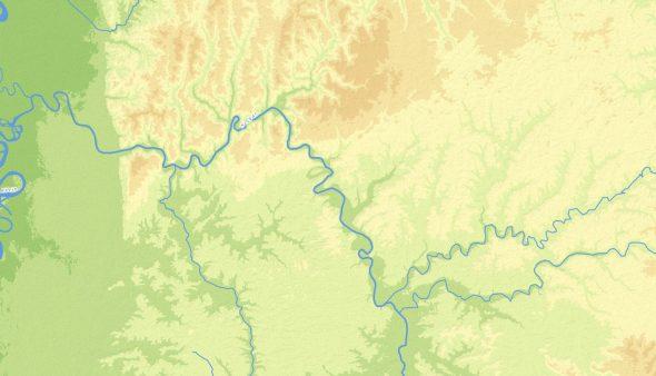 QGIS-Tutorial: Höhenrelief aus ASTER-Daten selbst erstellen
