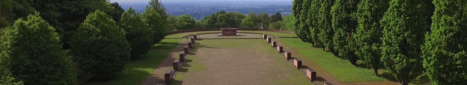 Neues Video: Mit der Drohne am Heidelberger Ehrenfriedhof