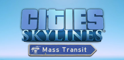 Cities Skylines | Mass Transit Logo