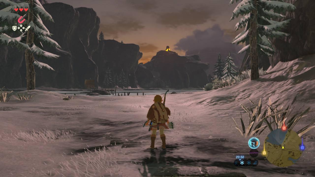 Zelda Breath Of The Wild Schrein Karte.Review Zelda Breath Of The Wild Das Ist Freiheit