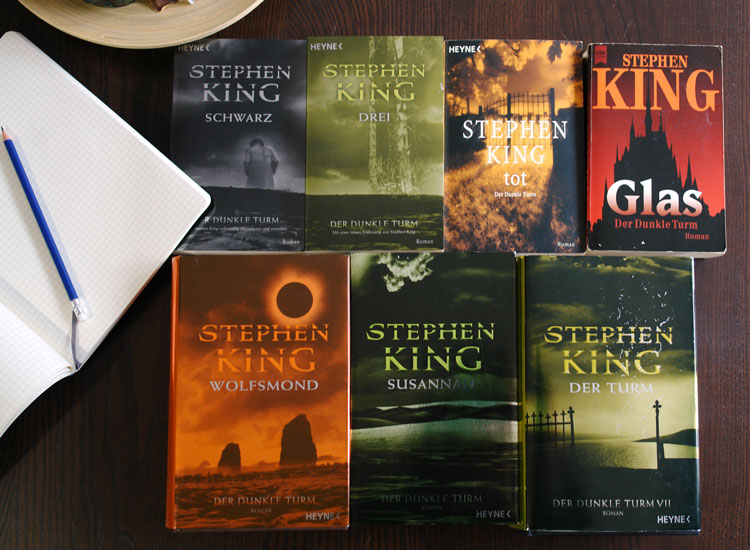Stephen King - Der Dunkle Turm