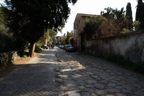 Via Appia Antica bei Rom