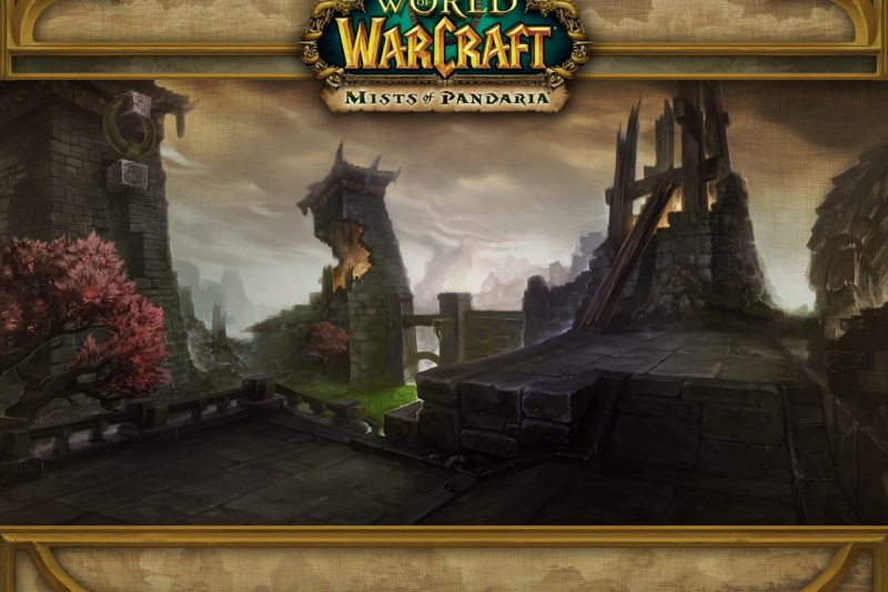 Load Screen Belagerung des Niuzoatempels
