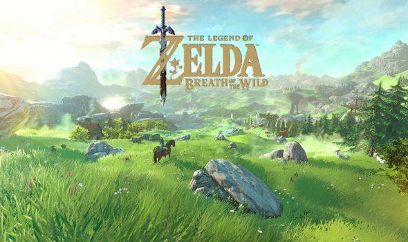 [Review] Zelda – Breath of the Wild