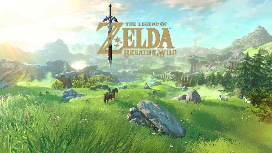 Titelbild Breath of the Wild
