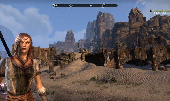 Kurze Eindrücke aus Elder Scrolls Online