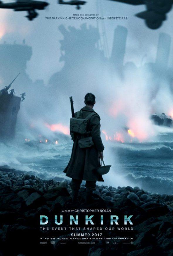 Review: Dunkirk | Kriegsfilm zur Schlacht von Dünkirchen 1940