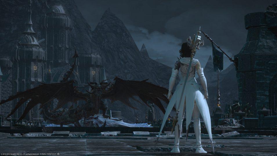 Final Fantasy XIV Nidhogg