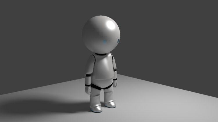 Roboter 3D