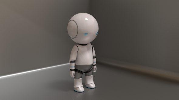 Roboters neue Kleider