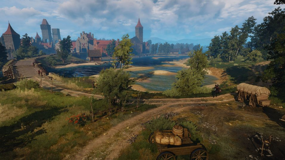 Witcher 3 - Bei Oxenfurt