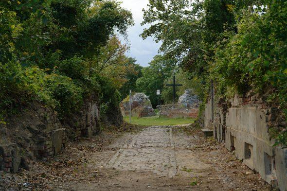 """Küstrin: Das """"Pompeji an der Oder"""""""