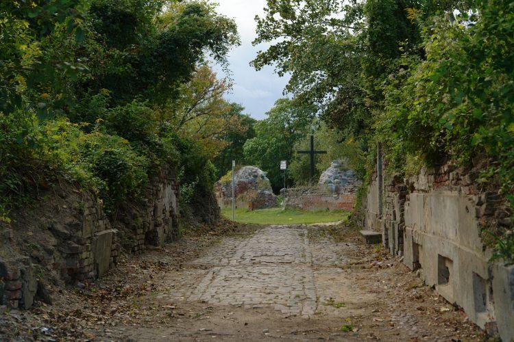 Ruinen Marienkirche Küstrin