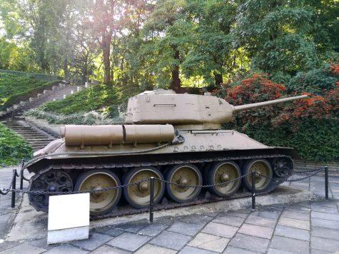 T 34 Panzer Gedenkstätte Seelower Höhen