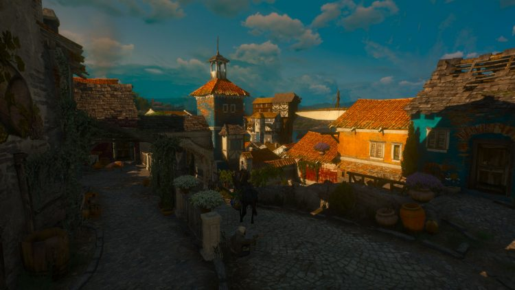 Blood and Wine - Beauclair