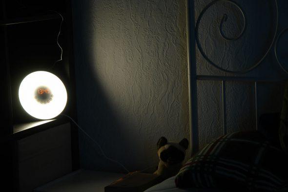 Lichtwecker – Aufwachen mit dem (simulierten) Sonnenaufgang!
