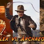 Von Indiana Jones, Archäologen und modernen Schatzsuchern