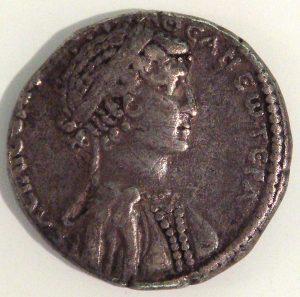 Kleopatra Münzbild
