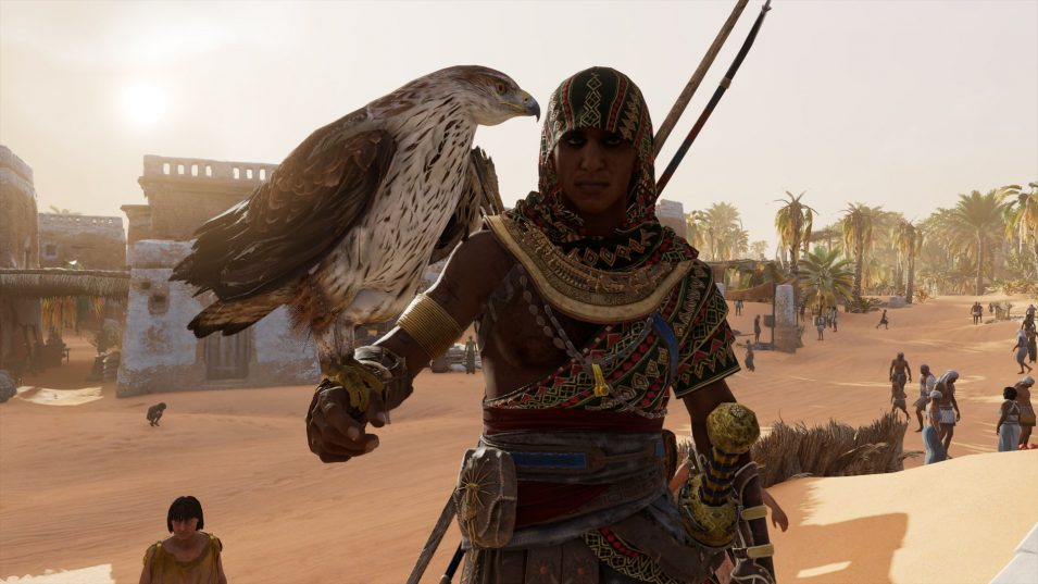 Assassins Creed Origins | Adler Senu