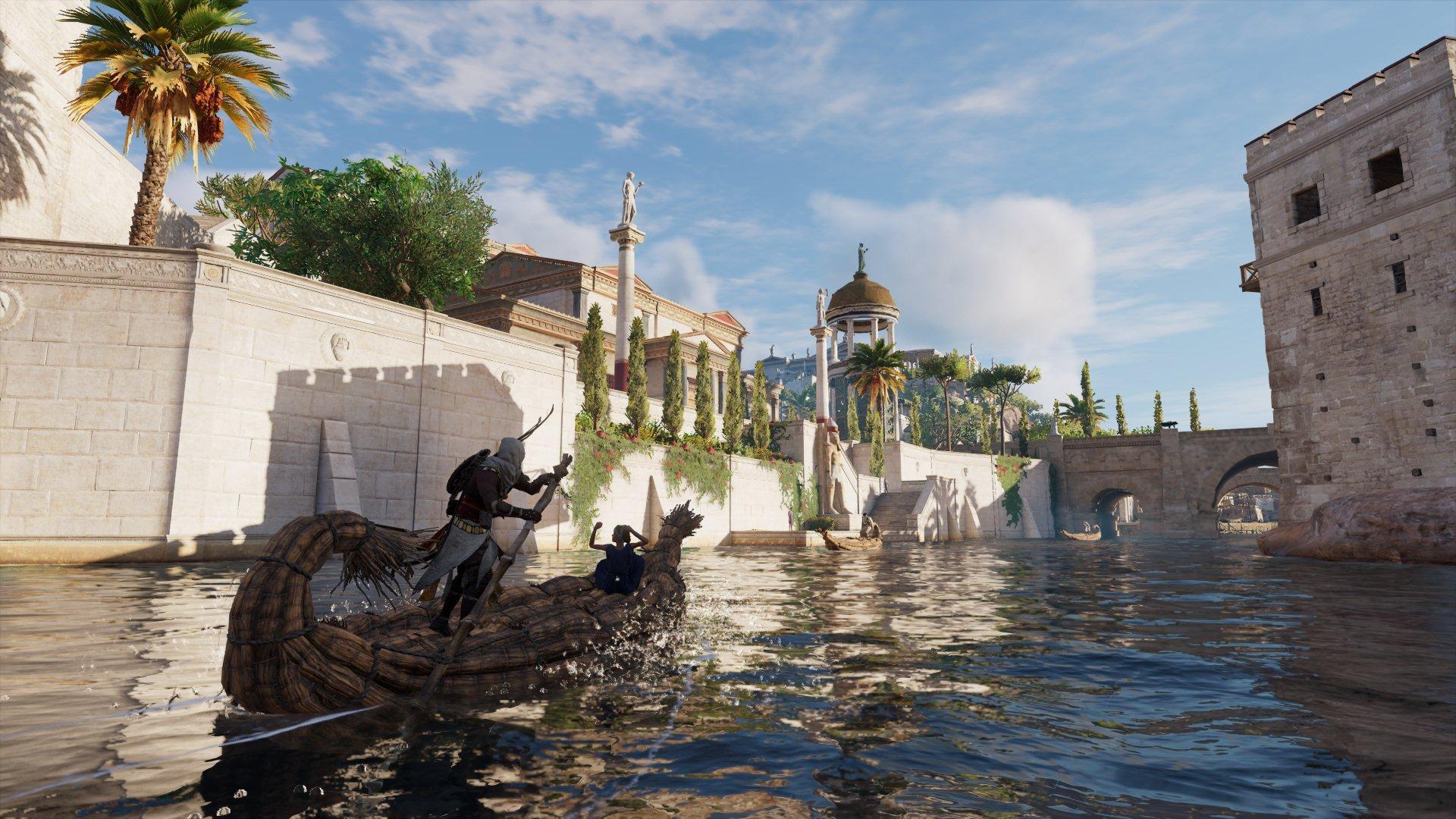 [Review] Assassins Creed Origins