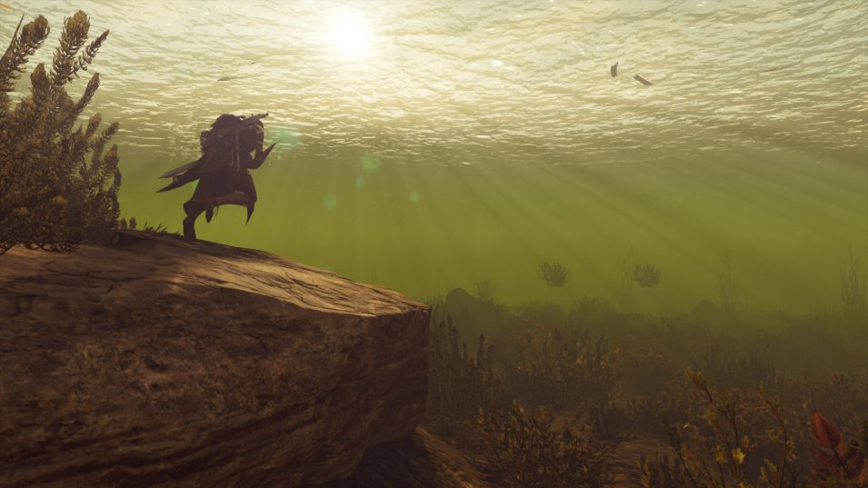 Assassins Creed Origins | Baden im Nil