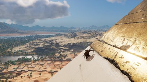 Assassins Creed Origins | Cheops-Pyramide