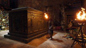 Assassins Creed Origins | Grabkammer