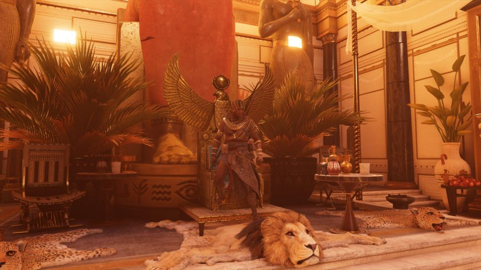 Assassins Creed Origins | Palast Ptolemaios