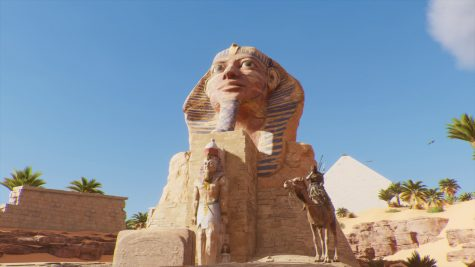 Assassins Creed Origins - Sphinx