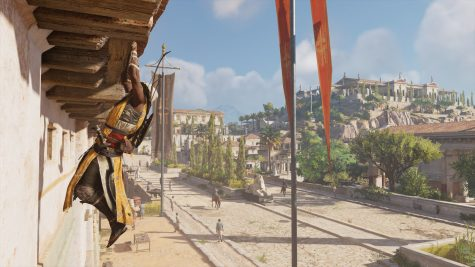 Assassins Creed Origins | Tempelberg Alexandria