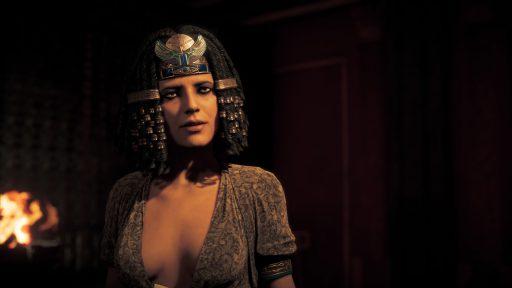 Kleopatra in Assassins Creed Origins