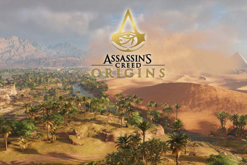 Assassins Creed Schriftzug