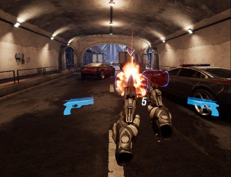 Robo Recall - Revolver