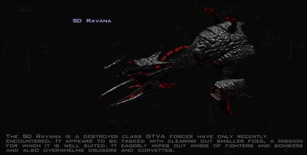 Freespace 2: Die Ravana