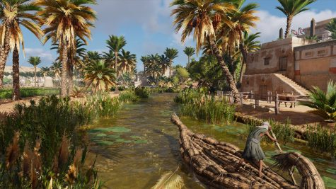 Wasserstraße - Assassins Creed Origins