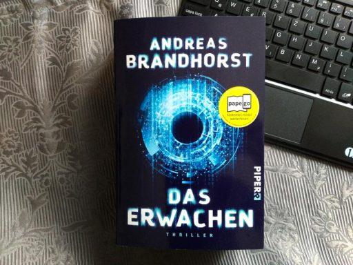 Andreas Brandhorst - Das Erwachen