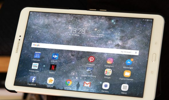 Das Tablet – Der perfekte Hybrid für die Couch